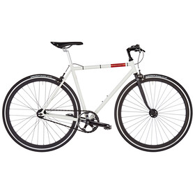 Creme Vinyl Uno - Bicicleta urbana - gris